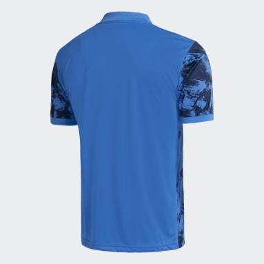 Camisa 3 Cruzeiro 20/21 Azul Homem Futebol