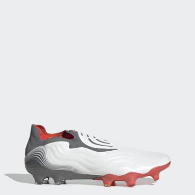 Scarpe COPA SENSE+ FG Bianco Calcio