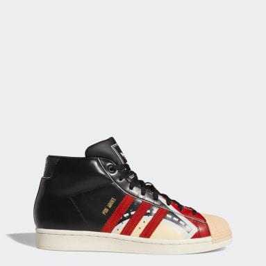 Men's Originals Black Pro Model J.J. Shoes