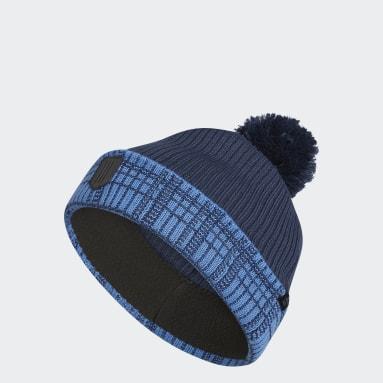 Bonnet Novelty Primegreen COLD.RDY Bleu Hommes Golf