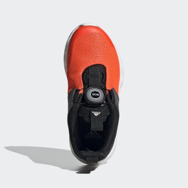 Kids Sportswear Orange RapidFlex Boa Shoes