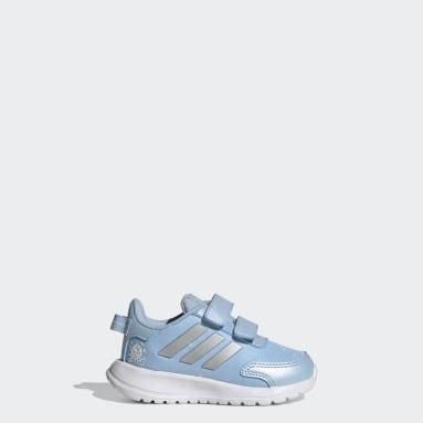 Děti Běh modrá Boty Tensaur Run
