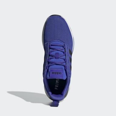 Men Sport Inspired Blue Racer TR21 Shoes