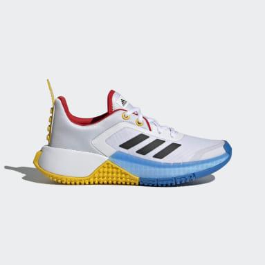 adidas x LEGO® Sport Shoes Bialy