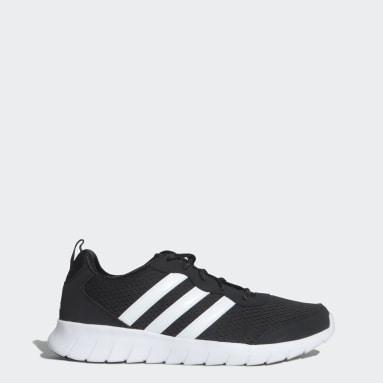 Men Running Grey Uniflow Shoes