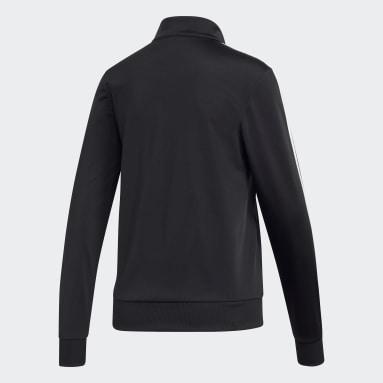 Women's sport_inspired Black Essentials Tricot Track Jacket