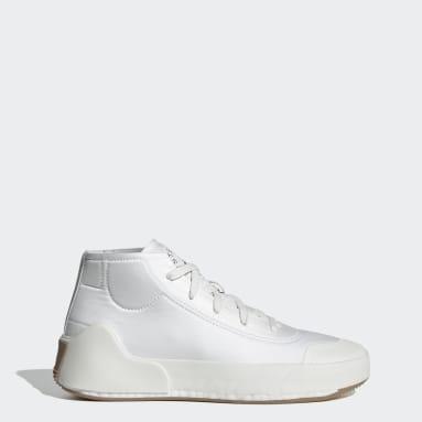 Scarpe adidas by Stella McCartney Treino Mid-Cut Bianco Donna adidas by Stella McCartney