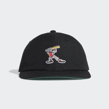 Originals Black Goofy Vintage Baseball Cap