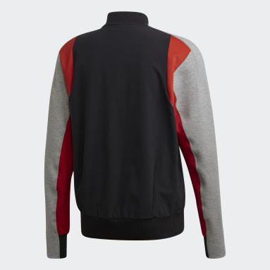 Muži Sportswear černá Bunda VRCT