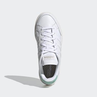 Tenis Grand Court SE Blanco Mujer Diseño Deportivo