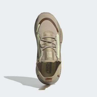 Kids Originals Beige NMD_R1 Spectoo Shoes
