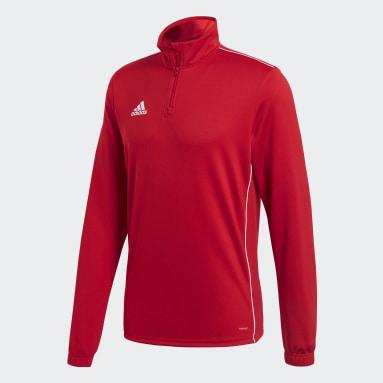 Maglia da allenamento Core 18 Rosso Uomo Fitness & Training