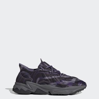 Women Originals Purple OZWEEGO Tech Shoes
