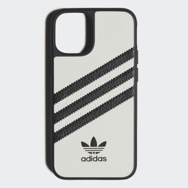Funda iPhone 2020 Molded Samba 5,4 pulgadas Blanco Originals