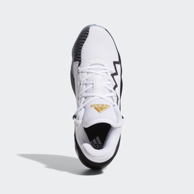 Men Basketball White D.O.N. Issue #2 Shoes