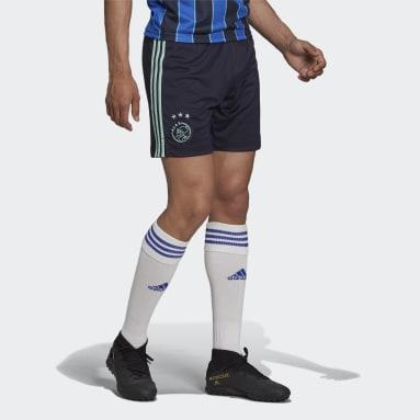 Pantalón corto segunda equipación Ajax 21/22 Azul Fútbol