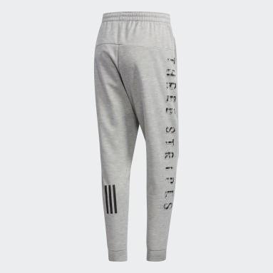 Pantalon de survêtement Must Haves Gris Hommes Sportswear