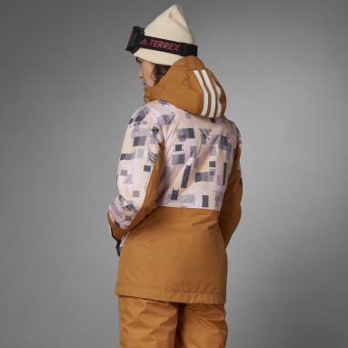 Chaqueta técnica Resort Two-Layer Insulated Marrón Mujer TERREX