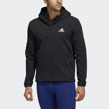 Mænd Fitness Og Træning Sort COLD.RDY Training hættetrøje