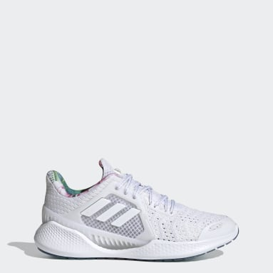 Tenis Climacool Vent Blanco Mujer Running