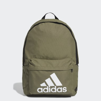 Lifestyle Green Classic Badge of Sport Backpack