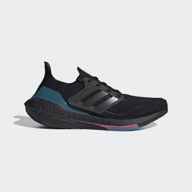Heren Hardlopen zwart Ultraboost 21 Schoenen