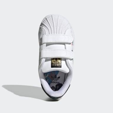 Zapatilla Superstar Pure Blanco Niña Originals