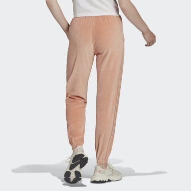 Women Originals Pink Slim Jogger Pants