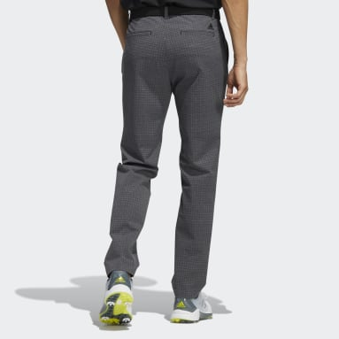 Men Golf Black Ultimate365 Recycled Content Pants