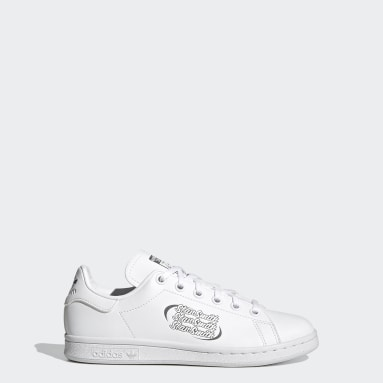 STAN SMITH J Blanco Niño Originals