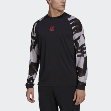 Heren Five Ten Zwart Five Ten TrailX Longsleeve