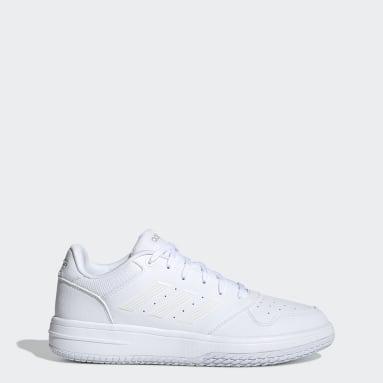 Women Basketball White Gametaker Shoes