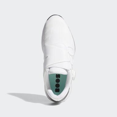 Women Golf White ZG21 BOA Golf Shoes