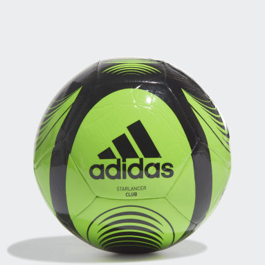 Men Football Green Starlancer Club Ball