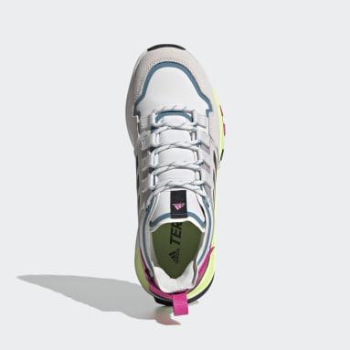 Chaussure de randonnée Terrex Hikster Low blanc Femmes TERREX