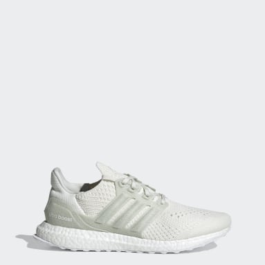 Running White Ultraboost 6.0 DNA x Parley Shoes