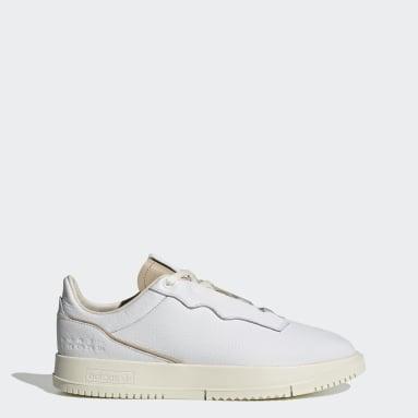 Originals Hvid Supercourt Premium sko