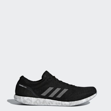 Running Black Adizero Sub 2 Shoes