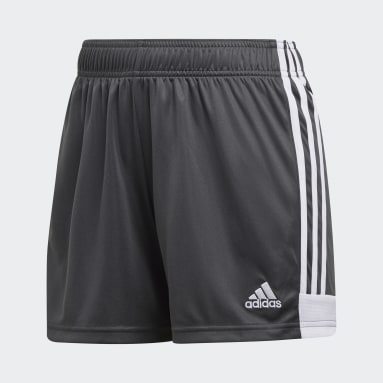 Women's Soccer Grey Tastigo 19 Shorts