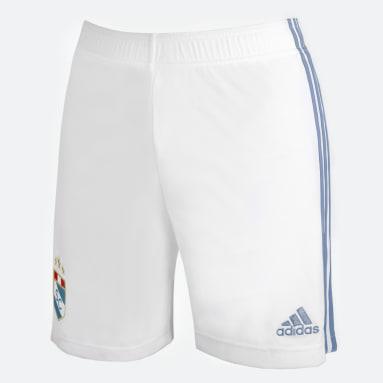 SHORT DE LOCAL Sporting Cristal 2021 Blanco Hombre Fútbol