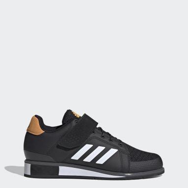 Sapatos de Halterofilismo Power Perfect 3 Preto Ginásio E Treino