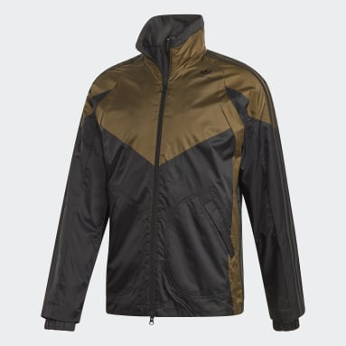 Men's Originals Black adidas PT3 Lascu Jacket