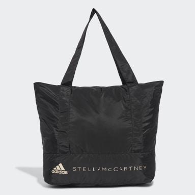 Women adidas by Stella McCartney Black adidas by Stella McCartney Medium Tote Bag