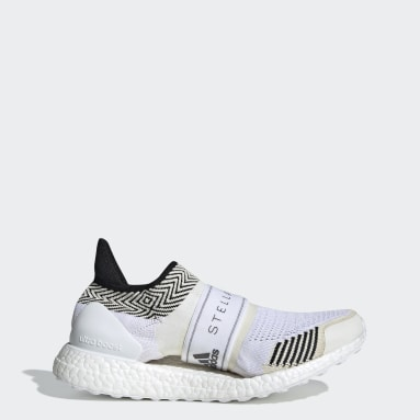Scarpe Ultraboost X 3D Beige Donna adidas by Stella McCartney