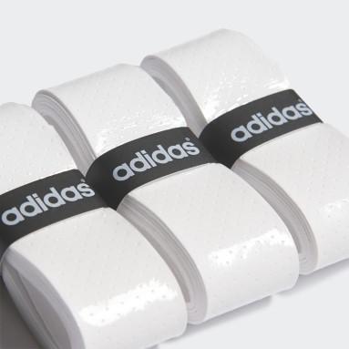 Fita Aderente para Padel Branco Tênis De Padel