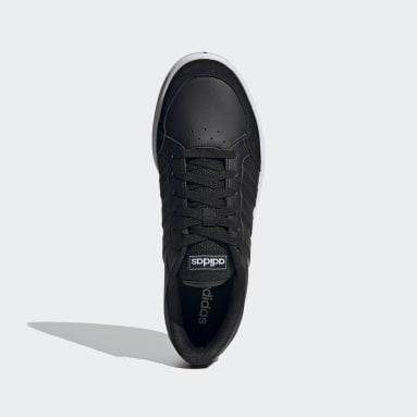 Tennis Zwart Breaknet Schoenen