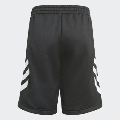 Pantalón corto XFG AEROREADY Primeblue Negro Niño Gimnasio Y Entrenamiento
