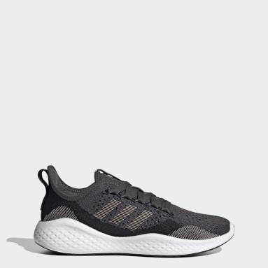 ผู้หญิง วิ่ง สีดำ รองเท้า Fluidflow 2.0