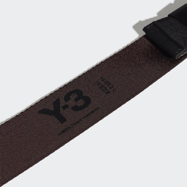 Cinturón Y-3 CH2 2-Tone Negro Y-3