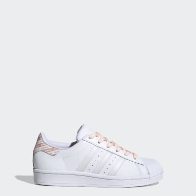 Chaussure Superstar Blanc Filles Originals